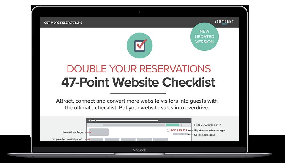 47 Point Website Checklist